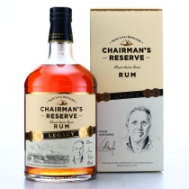 Chairman's Reserve Legacy Rum St. Lucia rom