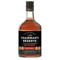 Chairman's Reserve Spiced Original Rum St. Lucia rom