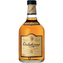 Dalwhinnie 15 år Single Malt Whisky 43% 70cl-20