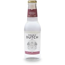 Double Dutch Pomegrante & Basil Tonic 20 cl - Premium Tonic Water til gin