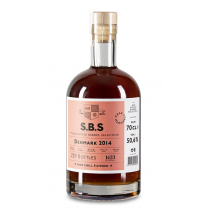 SBS Denmark 2014 Single Barrel Selection Rum