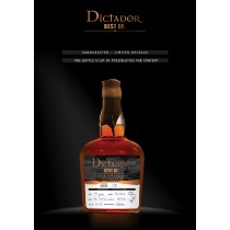 Dictador Best of 1981 Rum 43,1% 70cl Rom fra Colombia-20