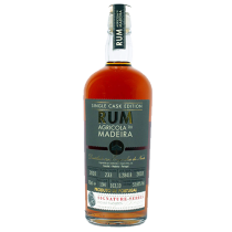 "Engenho do Norte ""Ingvar Thomsen"" Cask No. 194 Agricola da Madeira"