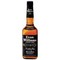 Evan Williams Black Label Kentucky Straight Bourbon Whiskey 43% 70cl-20
