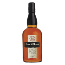 Evan Williams Single Barrel Vintage 2007 Kentucky Straight Bourbon Whiskey 43,3% 70cl-20
