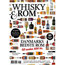 Whisky og Rom Magasinet Nr. 34