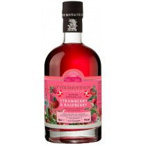 Foxdenton Strawberry & Raspberry Danish Edition 2 Gin-likør