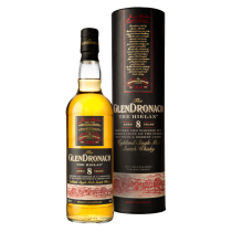 GlenDronach The Hielan 8 år Highland Single Malt Scotch Whisky