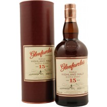 Glenfarclas 15 år Single Malt Whisky 46% 70cl-20