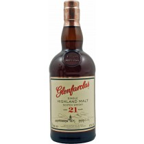 Glenfarclas 21 år Single Malt Whisky 43% 70cl-20