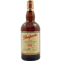 Glenfarclas 25 år Single Malt Whisky 43% 70cl-20