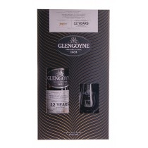 Glengoyne 12 Highland Single Malt Whisky gaveæske m/glas