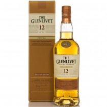 The Glenlivet 12 år First Fill Exclusive Edition Single Malt Whisky 40% 70cl-20