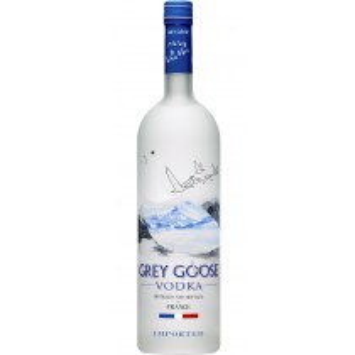 Grey Goose vodka 40% bemærk 1 liter-20