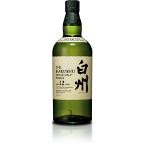 The Hakushu 12 år Single Malt Suntory Whisky 43% 70cl-20