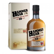 Hammerhead 23 år Czech Vintage Single Malt Whisky 40,7% 70cl-20
