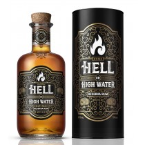 Hell or High Water Reserva Rum
