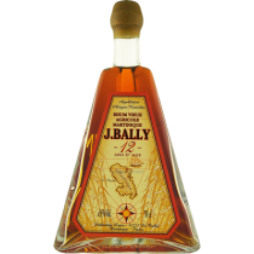 J. Bally Rhum Vieux Agricole 12 år 45% 70cl Rom fra Martinique-20