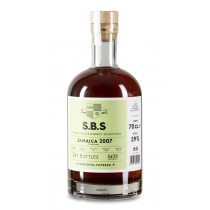 SBS Jamaica 2007 Single Barrel Selection Rum