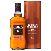Jura 12 år Single Malt Whisky
