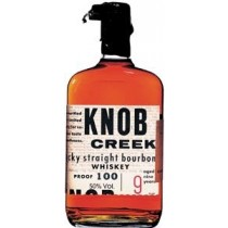 Knob Creek Kentucky Straight Bourbon Whiskey 9 år 50% 70cl-20