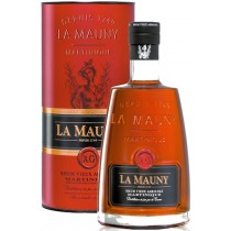 La Mauny XO Rhum Vieux Agricole 40% 70cl Rom fra Martinique-20
