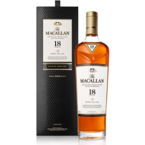 The Macallan 18 YO Sherry Oak Cask 2021 Release Whisky