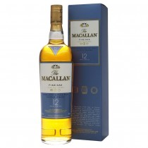 The Macallan 12 år Fine Oak Single Malt Whisky 40% 70cl