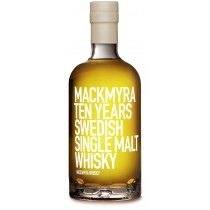 Mackmyra Ten Years Swedish Single Malt Whisky