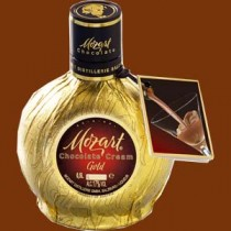 Mozart Gold Chocolate Cream likør 17% 50cl-20