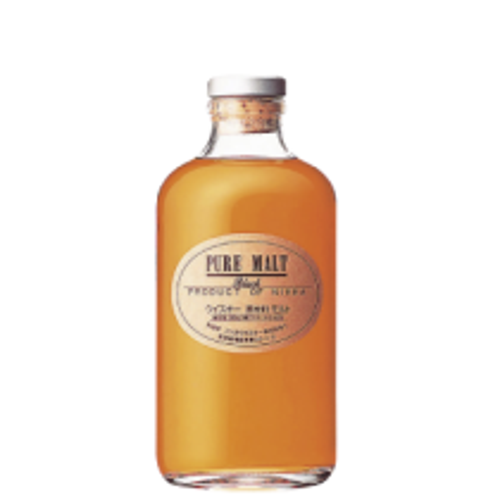 Nikka Pure Malt Black 43% 50cl Whisky fra Japan-20