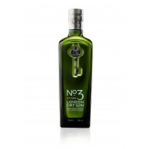 No. 3 London Dry Gin 46% 70cl-20