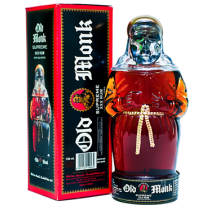 Old Monk Supreme XXX Rum 42,8% 70cl Rom fra Indien-20