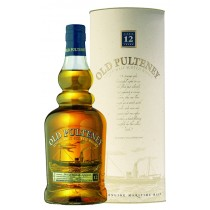 Old Pulteney 12 år Single Malt Whisky 40% 70cl-20