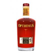 Opthimus 15 år Solera Whisky Finish Rum