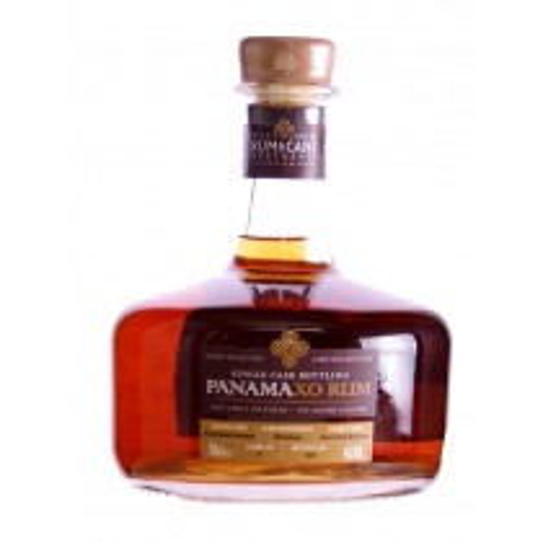West Indies Rum & Cane Panama XO Rum