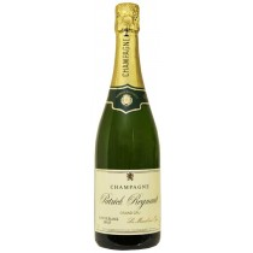 Patrick Regnault Brut Grand Cru Champagne Blanc de Blancs Magnum-flaske