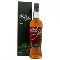 Paul John Peated Cask Strength Indian Single Malt Whisky