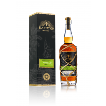 Plantation Trinidad 1997 rom Single Cask Rum Bottled for Denmark