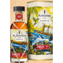Plantation Extreme Rum No. 4 Long Pond 2000 ITP