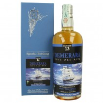 Silver Seal 2003 Port Mourant Rum 13 år 51% 70cl
