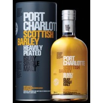 Port Charlotte Scottish Barley Heavily Peated Whisky