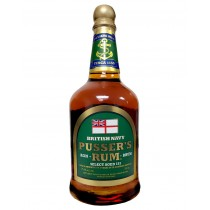 Pusser's Rum Select Age 151 Overproof rom 75,5%