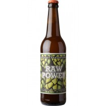 Raw Power Double IPA 8,5% 50cl. - Øl fra Ebeltoft Gårdbryggeri