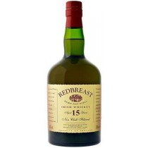 Redbreast 15 år Single Pot Still Irish Whiskey 46% 70cl-20