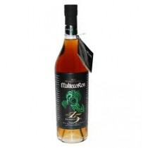 Ron Malteco 15 år Reserva Maya Rum 41,5% 70cl Rom fra Panama-20
