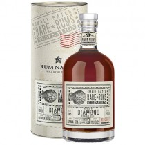 Rum Nation Rare Rums Diamond 2005 Whisky Cask Finish 15 års rom