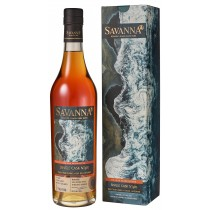 Savanna rom Single Cask No. 987 Rhum Traditionnel de la Reunion