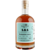 SBS Barbados 2000 Single Barrel Selection 2020 Edition Rom
