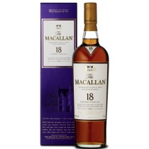 The Macallan 18 år Sherry Oak 2016 Single Malt Whisky